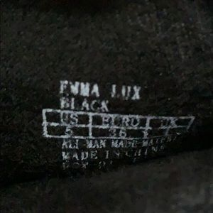 Michael Kors Shoes - MK MICHAEL KORS black boots